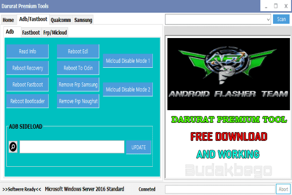Darurat Premium Tool Free Download and Working