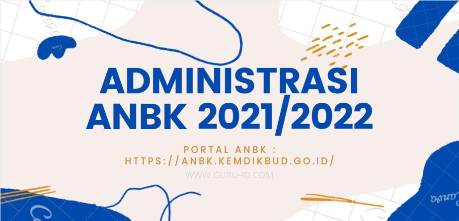 gambar administrasi anbk 2021