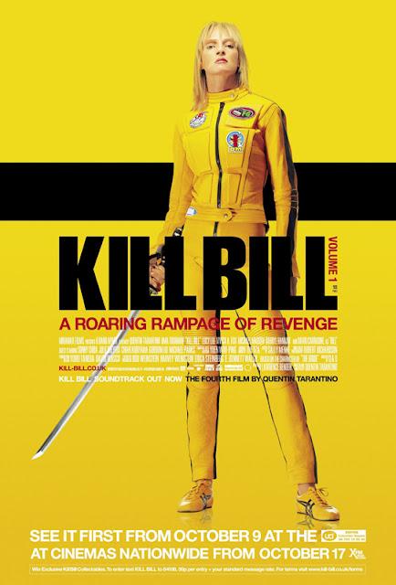 Kill Bill. Volume 1. 2003. Quentin Tarantino. Uma Thurman. Lucy Liu
