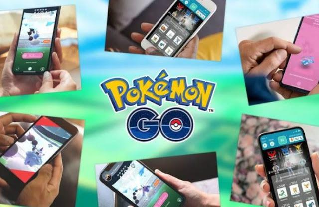 Pokemon Go Hoenn Throwback Challenge Event with Groudon Prize