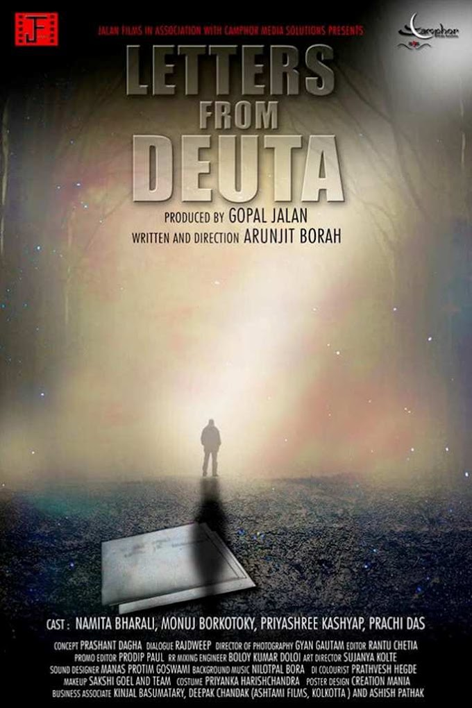 'Letters from Deuta': Assamese Short Film Released @ YouTube