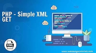 PHP - Simple XML GET
