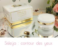 Sisleÿa L'Intégral Anti-âge crème contour des yeux et des lèvres de Sisley