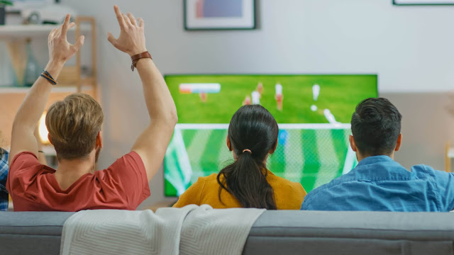 How To Turn Watching Sports Games Into Fun Family Events