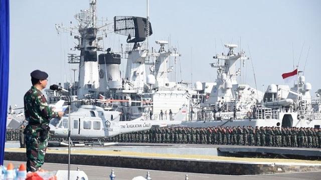 MPR RI: Segera Mengambil Sikap Diplomasi dan Kuatkan TNI di Laut Natuna Utara
