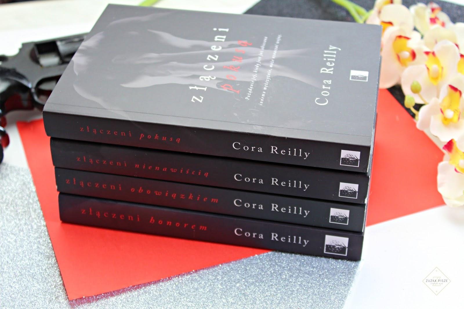 """Cora Reilly """"Złączeni pokusą"""" - recenzja"""