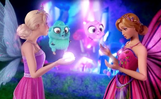 Kids Cartoons Barbie Mariposa And The Fairy Princess Beautiful