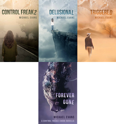 Control Freakz Series on Amazon