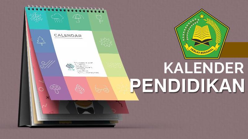 Kalender Pendidikan RA/Madrasah Tahun Pelajaran 2019/2020 Dirjen Pendis