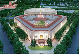 Foundation stone of new parliament: PM Modi to pay homage to new parliament building today