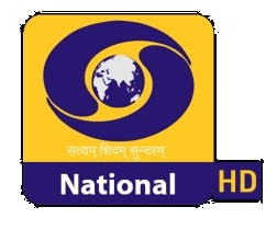 DD HD Channel Frequency and Channel Number