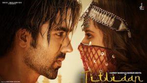 Titliyan Lyrics – Afsana Khan | Hardy Sandhu |