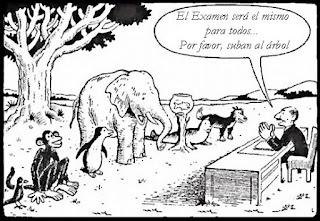 Declara ción de Salamanca,  adaptada ahora para los ACNEAE, donde dice  que se deben acomodar a los alumnos las  estrategias  pedagógicas  que  mejor  respondan  a  sus  n ecesidades,  en  sus  respectivos  centros educativos .