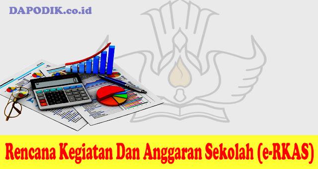 Rencana Kegiatan Dan Anggaran Sekolah (RKAS) Tanun 2019 - http://rkas.dikdasmen.kemdikbud.go.id