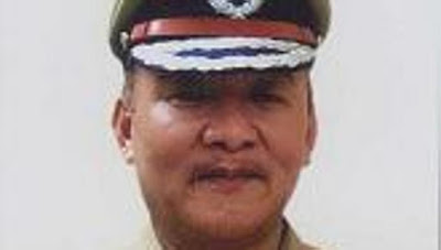 Dawa Sherpa was chosen to head Gorakhpur zone as ADG of police