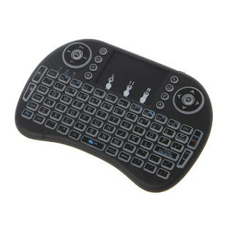 mini tastiera andoroid i8 colore rgb