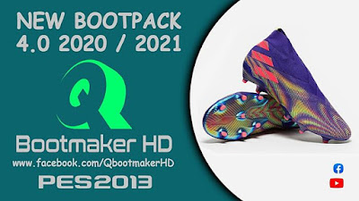 New Best Bootpack V4.0 2020-2021 HD