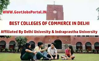 BEST COLLEGE OF COMMERCE IN DELHI