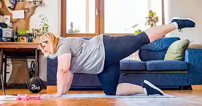 افضل تمارين بناء العضلات للنساء