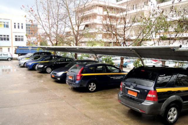 Αυστηρές οδηγίες Νίκα για την χρήση των υπηρεσιακών αυτοκινήτων προς τους αντιπεριφερειάρχες