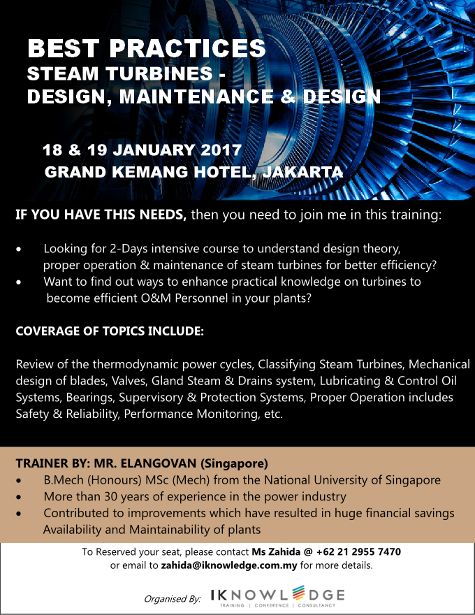 Technical Training & Management Courses by Asia Iknowledge