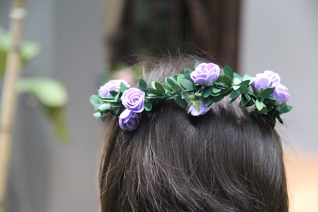Hairstyle with Headband Fight Against Hair Loss