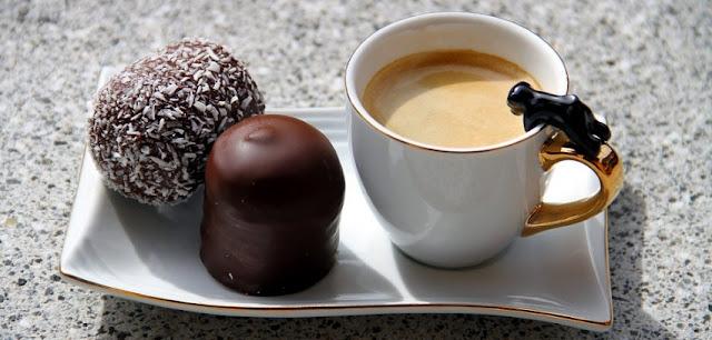 Kopi dan Coklat menambah energi dipagi hari