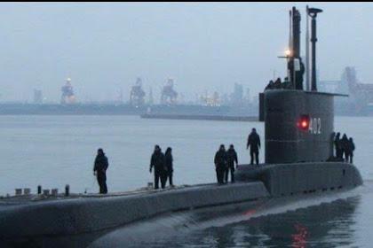 Kapal Selam KRI Nanggala 402 Ditemukan Terbelah Menjadi 3 Bagian