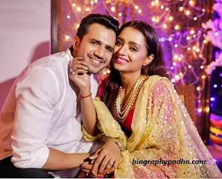 Chirag Thakkar wife Parul Chauhan