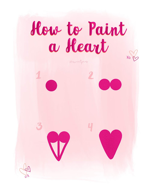 How to Paint a Heart