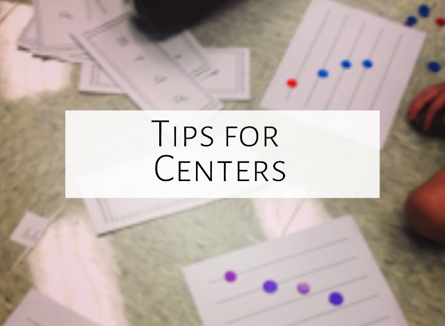 Five Teaching Tips for Music Centers