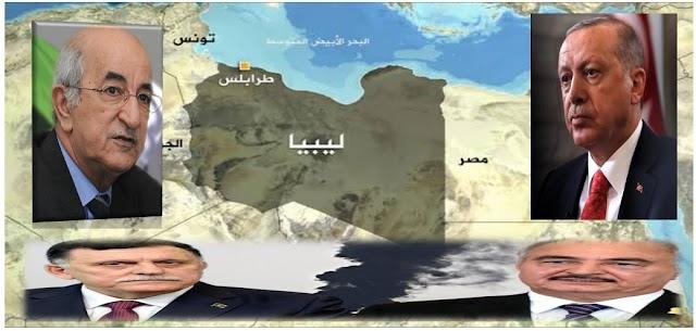 تدخل تركيا في ليبيا... تبون في أول تحد خارجي