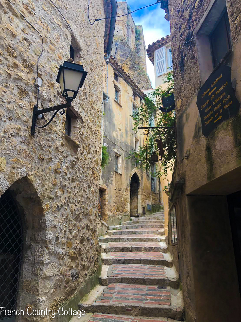 A little old French village that stole my heart