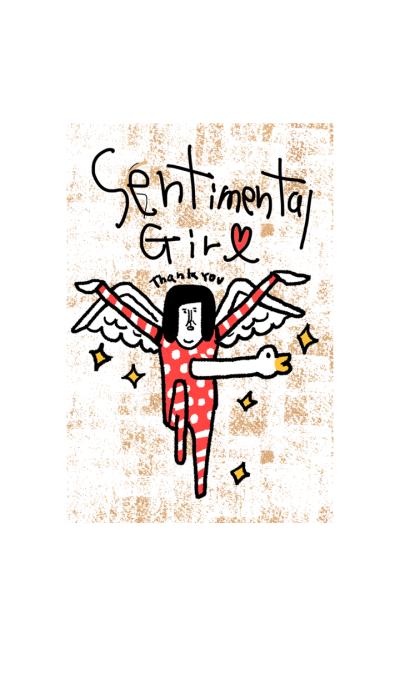 Sentimental Girl thanks