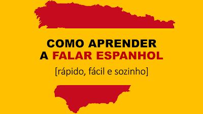 Como aprender a falar espanhol
