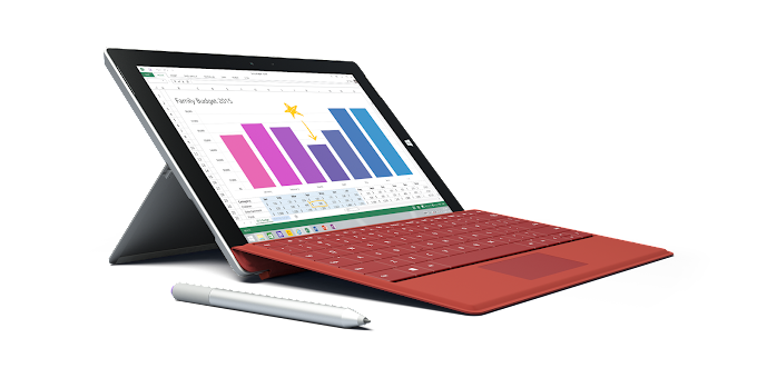 Microsoft Surface 3 officially announced