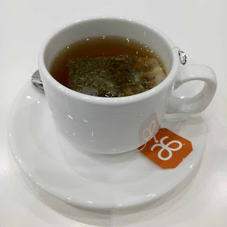 Reviewing Arbonne Essentails Herbal Tea one of the products from the 30 days to healthy living program
