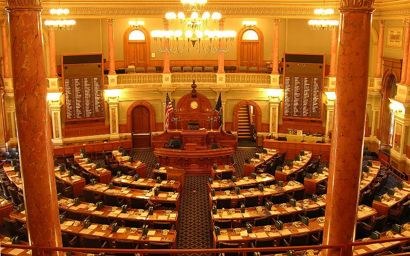 Watch the Kansas House of Representatives & the Senate on their You Tube Channel