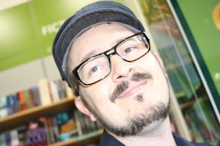 Interview with Trent Jamieson and Giveaway - May 17, 2012