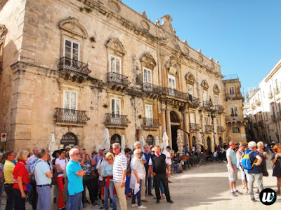 people in Siracusa | Sicily, Italy