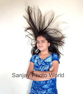 Hair cutting Hindi tutorial