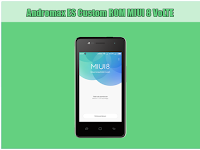 Bahan Untuk Custom ROM MIUI 8 VoLTE Andromax ES