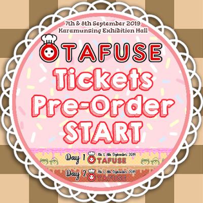 OtaFuse 2019 Ticket
