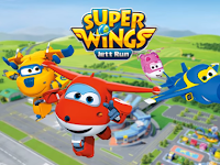 Super Wings Jett Run Apk Mod Free v2.2 for android