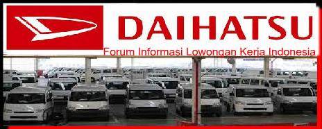 Flokloker Informasi Oktober Lowongan Kerja PT Astra Daihatsu Motor A.D.M Kiic Karawang