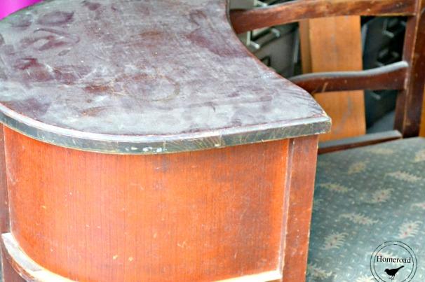 Vintage Telephone Table
