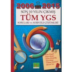 Özgül Son 10 Yılın Çıkmış Tüm YGS Soruları ve Ayrıntılı Çözümleri 2006 2015