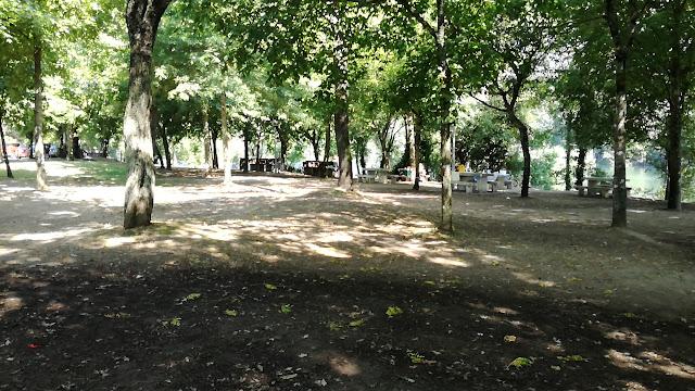 Parque de piquenique da Praia de Adaúfe