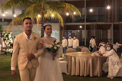 Aruna Senggigi Gelar Pameran Pernikahan Bertajuk Wedding Showcase