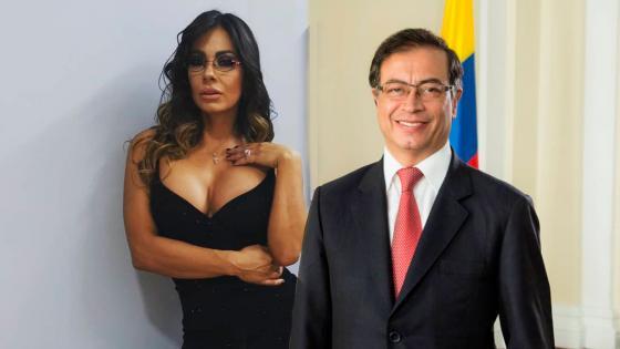 La única esperanza que queda luego del Lord, Esperanza Gómez y su foto en redes